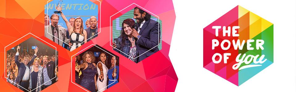 Convention 2019 Hexagon